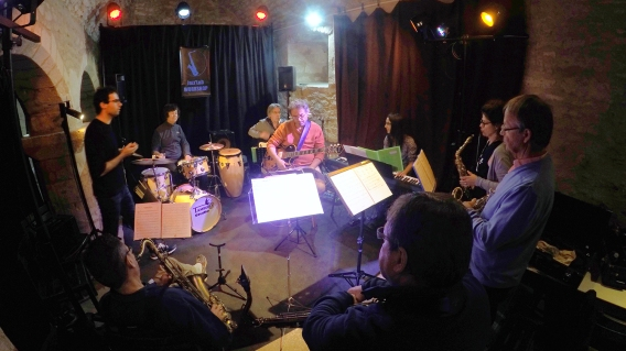 Stage jazz en Luberon