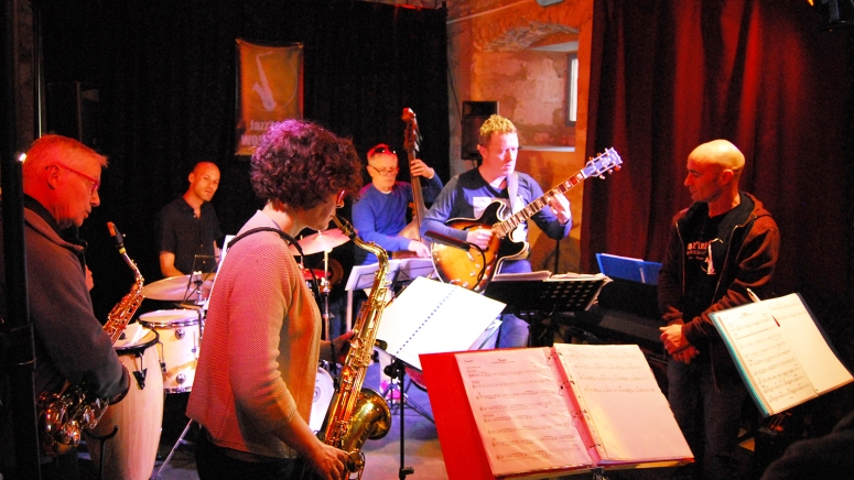 Jazz'Lub Workshop Stage jazz en Luberon